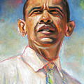 Obama 08 by Dennis Rennock