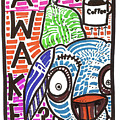 R U Awake by Robert Wolverton Jr