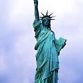 Statue Of Liberty by Sami Sarkis