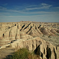 The Badlands by Brent Parks