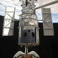 The Hubble Space Telescope Is Released by Stocktrek Images