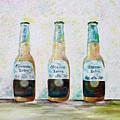 Three Amigos by Barbara Teller