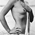 Ursula Andress (b. 1936) by Granger