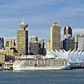 Vancouver Skyline by John Greim