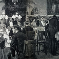 White House: State Dinner by Granger