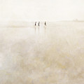 3 Girls Running by Paul Grand