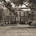 Historic Drayton Hall In Charleston South Carolina by Dustin K Ryan