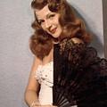 Rita Hayworth, Ca. 1940s by Everett