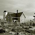 Sandy Neck Lighthouse by Charles Harden