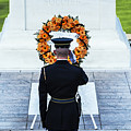 Tomb Of The Unknown Soldier by John Greim