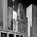 35 East Wacker Chicago - Jewelers Building by Christine Till