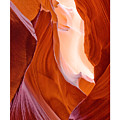Antelope Canyon by Carl Amoth