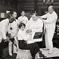 Silent Still: Barber Shop by Granger