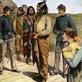 Geronimo (1829-1909) by Granger