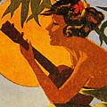 Vintage Hawaiian Art by Hawaiian Legacy Archive - Printscapes