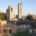 San Gimignano by Andre Goncalves