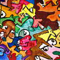 A Face In The Crowd by Jame Hayes