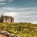 A Shack On The Aran Islands by Natasha Bishop