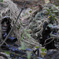 A Sniper Team Spotter And Shooter by Stocktrek Images