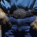 A View Of A Cowboys Prized Possesion by Taylor S. Kennedy