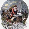A Visit From St Nicholas by Granger