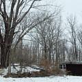 Abandoned Farm by David Junod