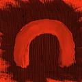 Aborigine Woman 2 by Richard W Linford
