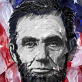 Abraham Lincoln - 16th U S President by Daniel Hagerman
