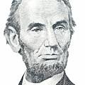 Abraham Lincoln by David Houston