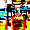 Absolut Gasoline Refills For Bali Bikes by Funkpix Photo Hunter