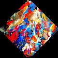 Abstract - Evolution Series 1001 by Dina Sierra
