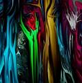 Abstract 7-09-09 by David Lane