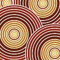 Abstract Circles by Frank Tschakert