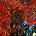 Abstract-infinity Two by Patricia Motley