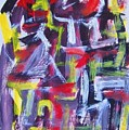 Abstract On Paper No. 29 by Michael Henderson