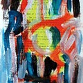 Abstract On Paper No. 34 by Michael Henderson