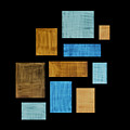Abstract Rectangles by Frank Tschakert