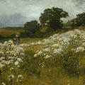 Across The Fields by John Mallord Bromley