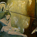 Adagio  Sentimental Confusion by Dorina  Costras