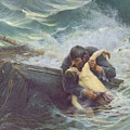 Adieu by Alfred Guillou