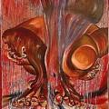 African American Foot Prophet by Carol Rashawnna Williams
