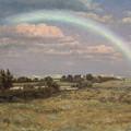After The Storm by Albert Bierstadt
