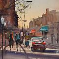 Afternoon Light by Ryan Radke