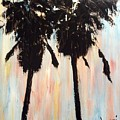 Afternoon Palms by Sherri Wimberly