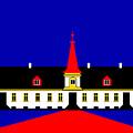 Agersboel Manor House by Asbjorn Lonvig