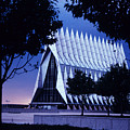 Air Force The Cadet Chapel by GerMaine Photography
