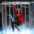 Alicia Keys Uncaged by Steven Sachs