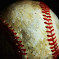 All American Pastime - Baseball - Painterly by Wingsdomain Art and Photography