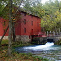 Alley Sprng Mill 3 by Marty Koch