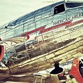American Airlines by AK Photography